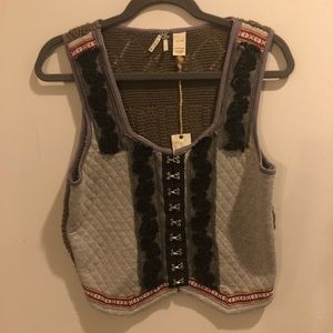 Buckle BKE vest fall design soft